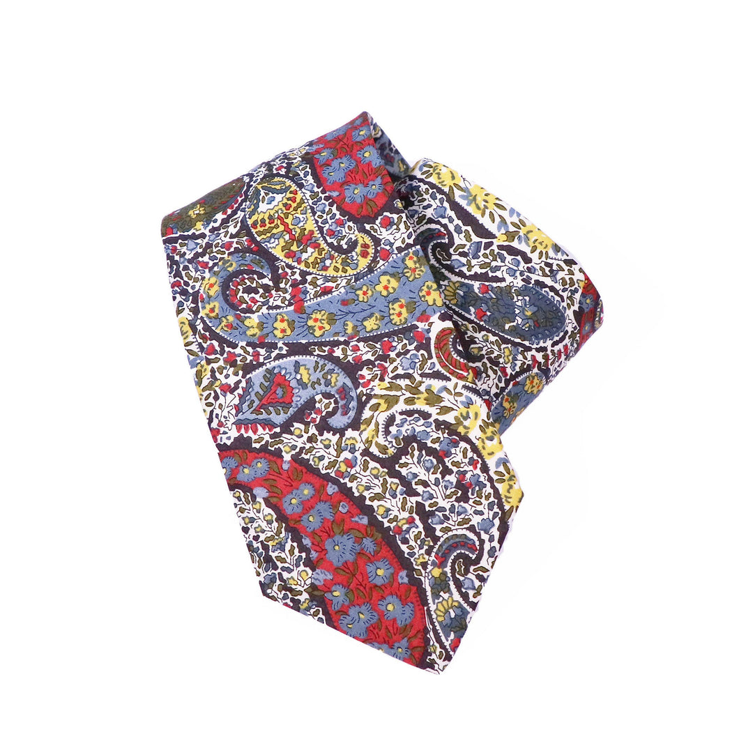 Parisian Liberty Tie - Bourton