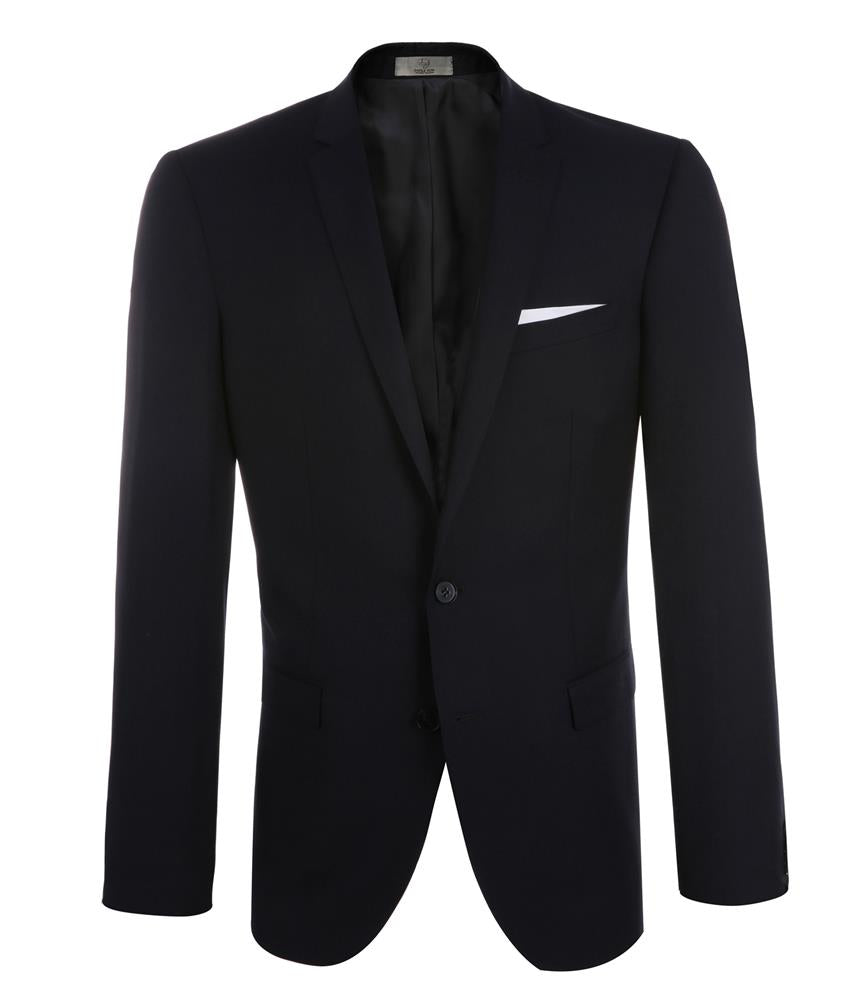Bruton SSB4 Navy Suit Jacket