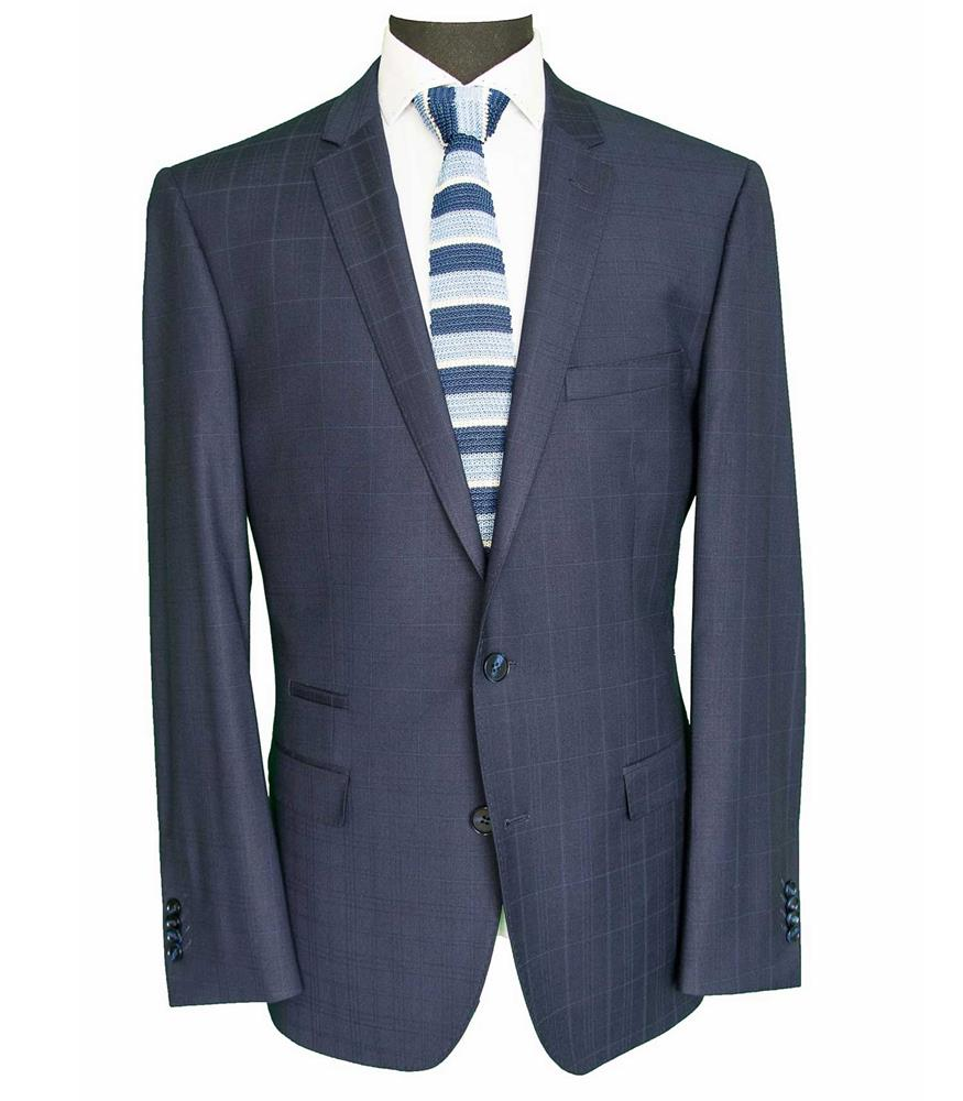 Bruton FT1 Navy Suit Jacket
