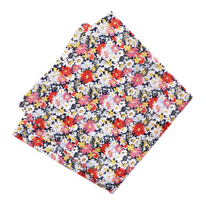 Parisian Liberty Pocket Square - Libby