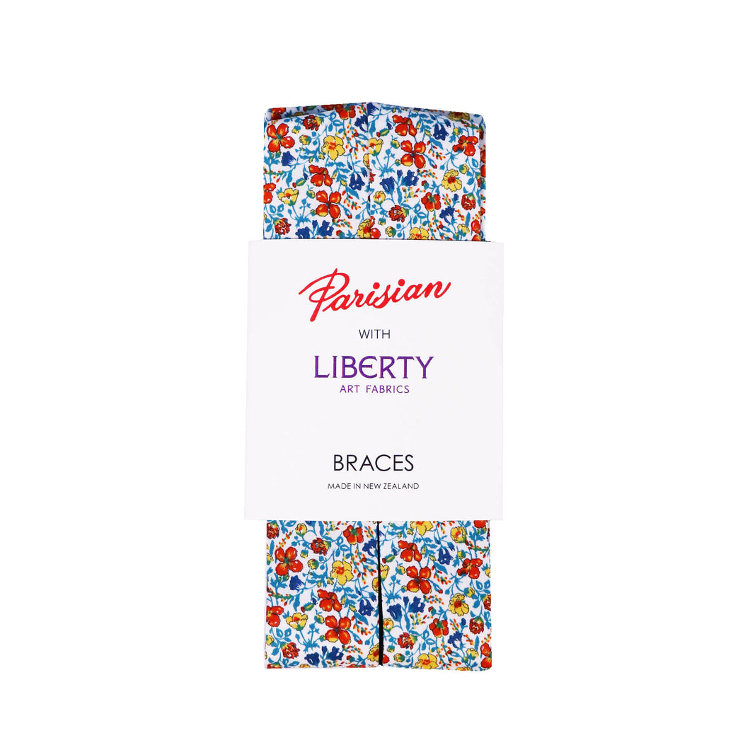 Parisian Liberty Braces - Helena's Meadow