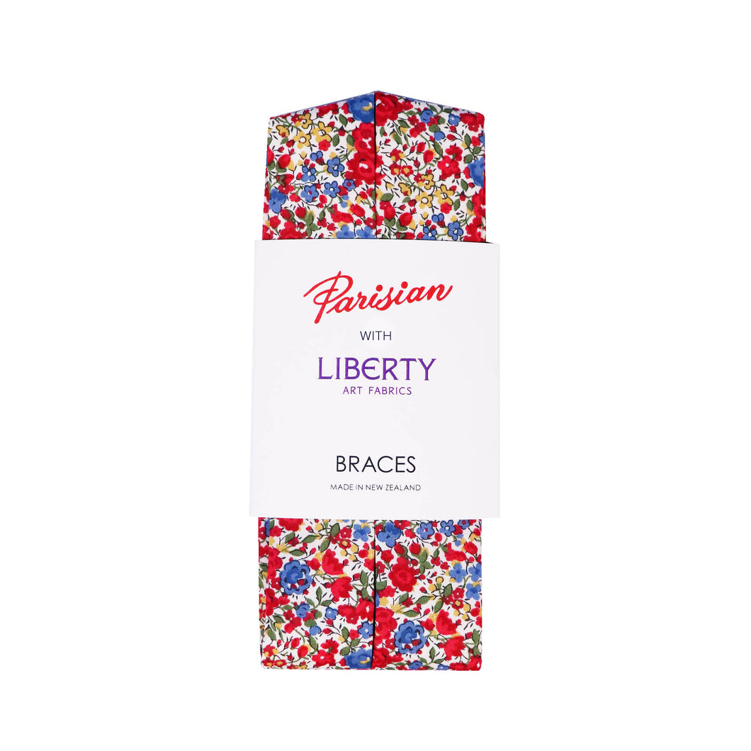 Parisian Liberty Braces - Emma & Georgina