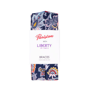 Parisian Liberty Braces - Louis