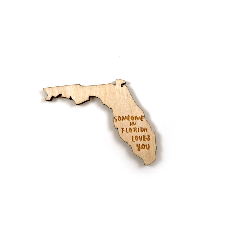 Someone in Florida Loves You