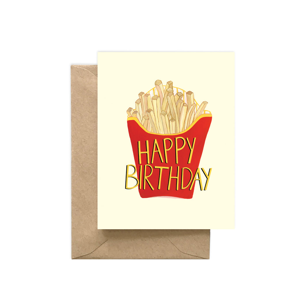 Birthday Fries