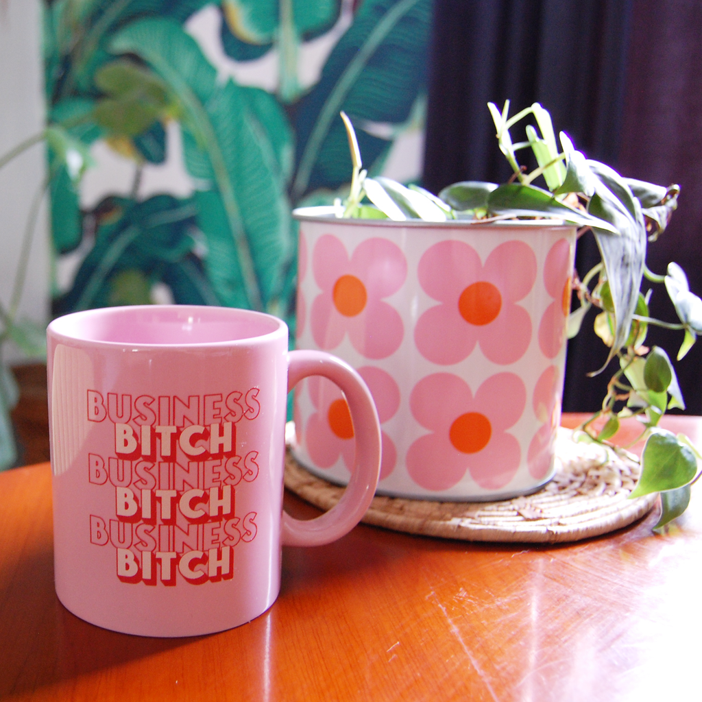 Business Bitch Mug