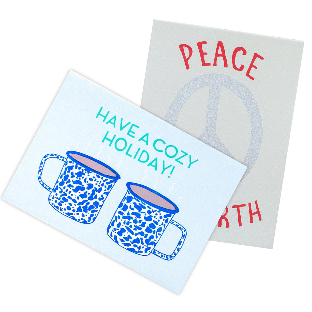 Cozy Holiday Card Pack