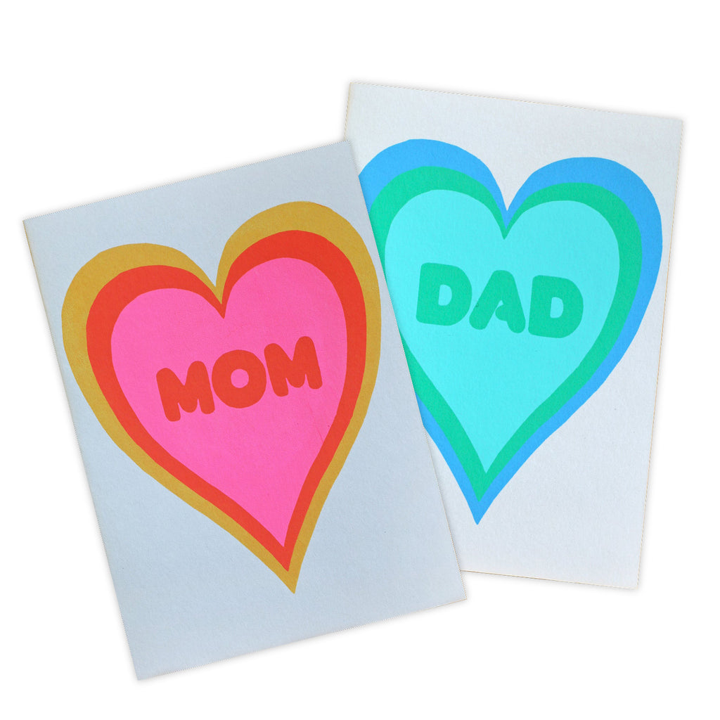 Mom + Dad Love 2-pack