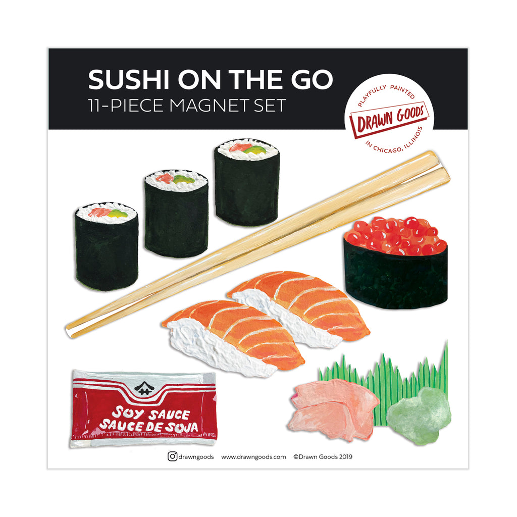Sushi On The Go