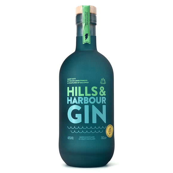 HILLS & HARBOUR GIN 700ML