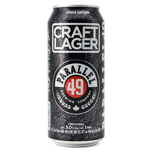 PARALLEL 49 CRAFT LAGER 473ML