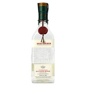 SCHLADERER WILLIAMS-BIRNE PEAR BRANDY 350ML