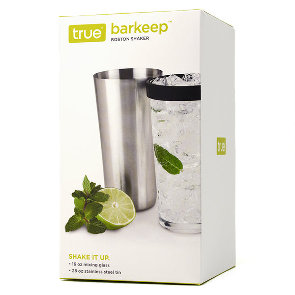 TRUE BARKEEP BOSTON SHAKER