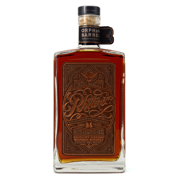 ORPHAN BARREL RHETORIC AGED 24 YEARS KENTUCKY STRAIGHT BOURBON 750ML