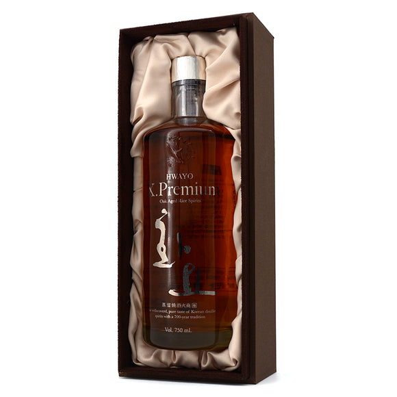 HWAYO X.PREMIUM OAK AGED RICE SPIRITS 750ML