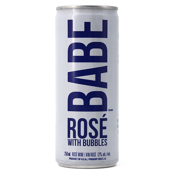 BABE ROSE WITH BUBBLES 250ML
