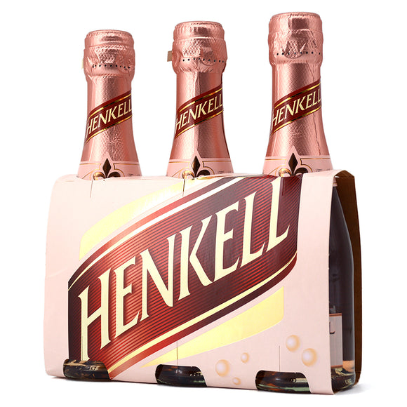 HENKELL ROSE PICCOLO 3 X 200ML
