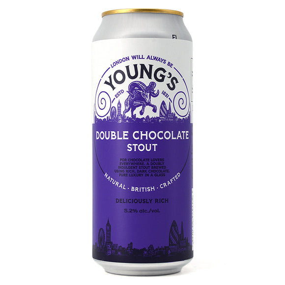 YOUNG'S DOUBLE CHOCOLATE STOUT 440ML