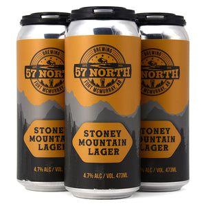 57 NORTH STONEY MOUNTAIN LAGER 4C
