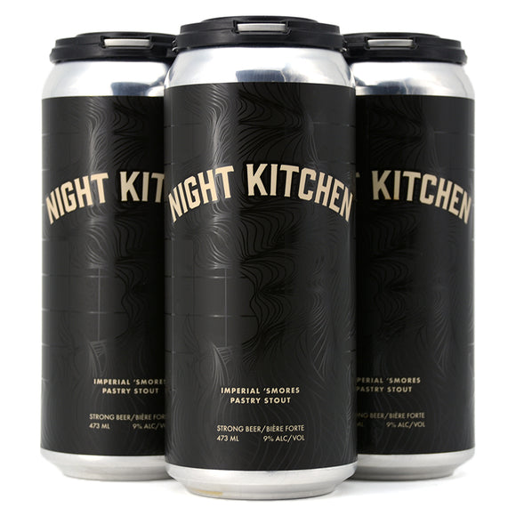CABIN NIGHT KITCHEN IMPERIAL S'MORES PASTRY STOUT 4C