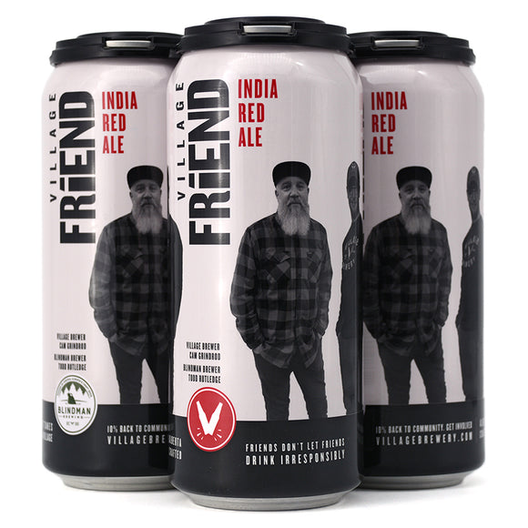 VILLAGE FRIEND INDIA RED ALE 4C
