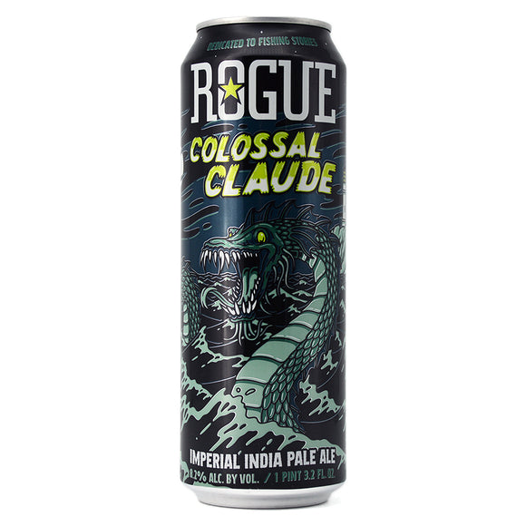 ROGUE COLOSSAL CLAUDE IMPERIAL IPA 568ML