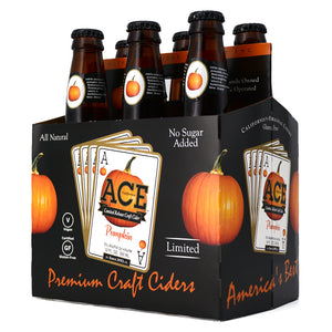 ACE PUMPKIN CRAFT CIDER 6B