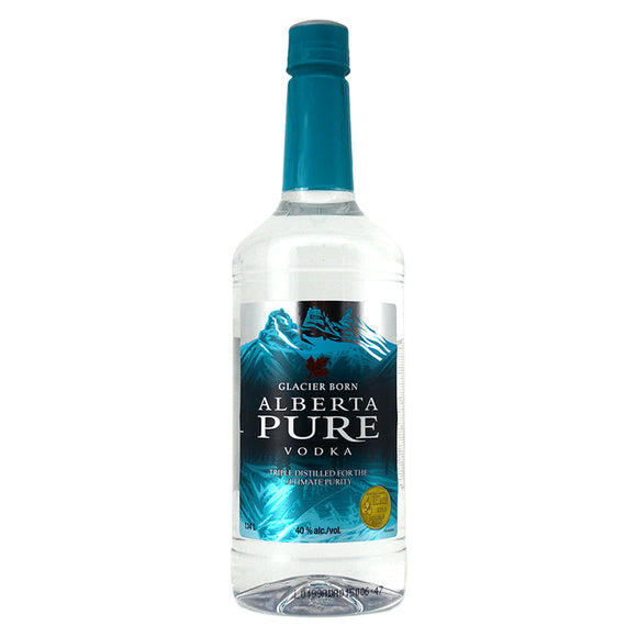 ALBERTA PURE VODKA 1.14L