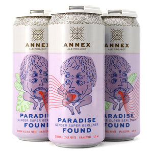 ANNEX PARADISE FOUND GINGER SUPER BERLINER 4C