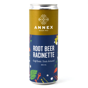 ANNEX ROOT BEER 355 mL