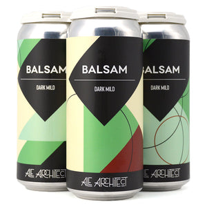 ALE ARCHITECT BALSAM DARK MILD 4C