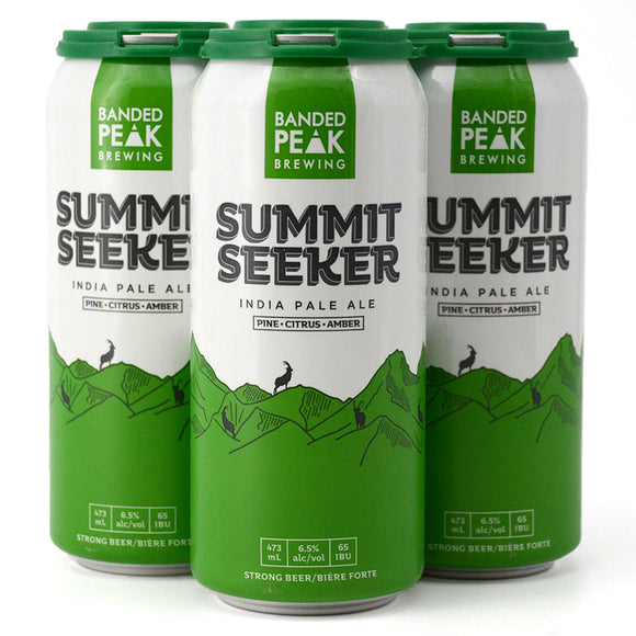 BANDED PEAK SUMMIT SEEKER IPA 4C
