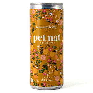 BENJAMIN BRIDGE PET NAT 250 mL