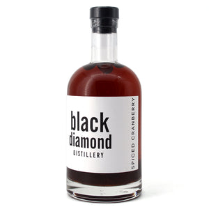 BLACK DIAMOND SPICED CRANBERRY LIQUEUR 750ML