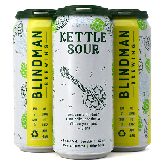 BLINDMAN KETTLE SOUR 4C