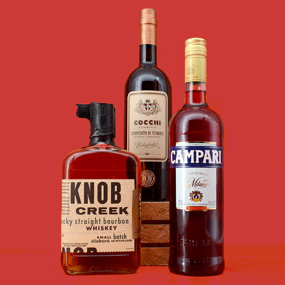 BOULEVARDIER COCKTAIL KIT