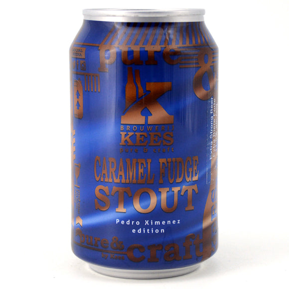 BROUWERIJ KEES CARAMEL FUDGE STOUT PX 330 mL