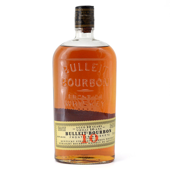 BULLEIT 10 YEAR OLD