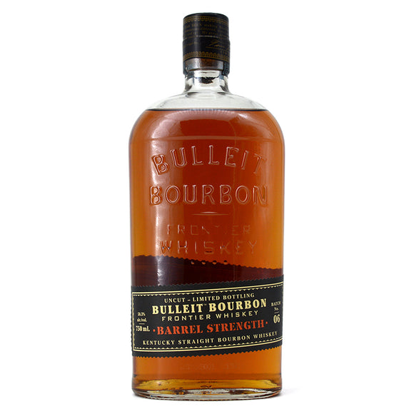 BULLEIT BOURBON BARREL STRENGTH BATCH NO. 06 750ML
