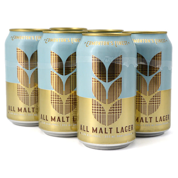 CAMPIO BREWING ALL MALT LAGER 6C