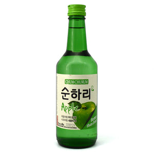 CHUM CHURUM APPLE SOJU 360ML