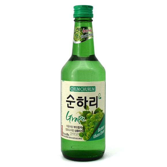 CHUM CHURUM GRAPE SOJU 360ML