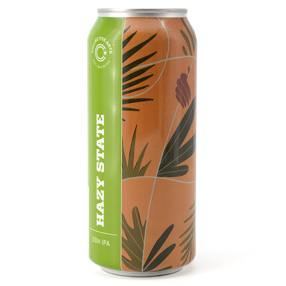 COLLECTIVE ARTS HAZY STATE DDH IPA 473ML