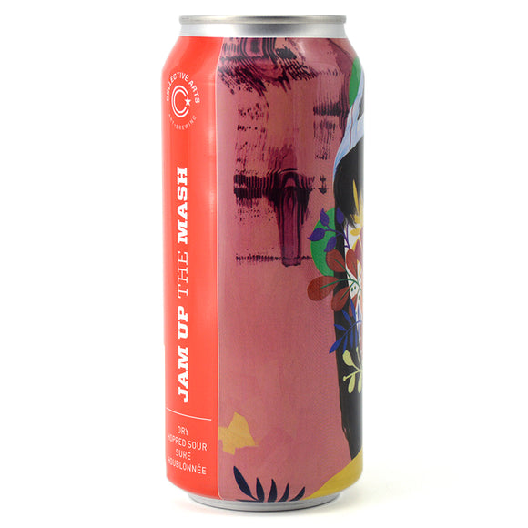 COLLECTIVE ARTS JAM UP THE MASH DRY HOPPED SOUR 473ML