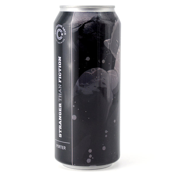 COLLECTIVE ARTS STRANGER THAN FICTION PORTER 473ML