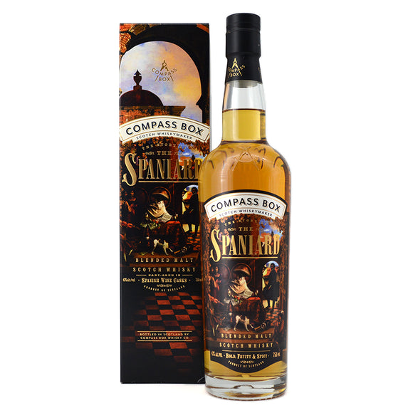 COMPASS BOX THE STORY OF THE SPANIARD 750ML