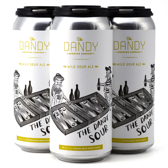 DANDY THE DANDY WILD SOUR ALE 4C