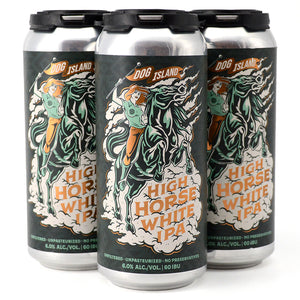 DOG ISLAND HIGH HORSE WHITE IPA 4C