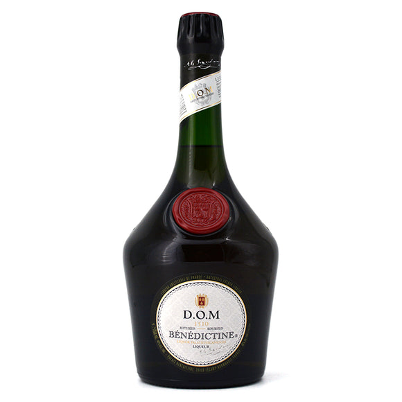D O M BENEDICTINE 750ML
