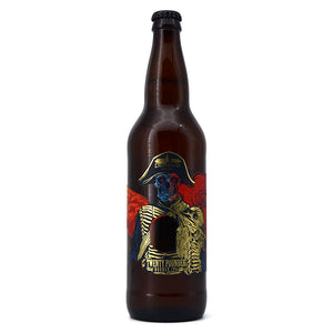 DRIFTWOOD TWENTY POUNDER DOUBLE IPA 650ML